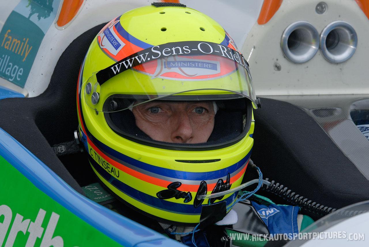 Christophe Tinseau Silverstone 2008