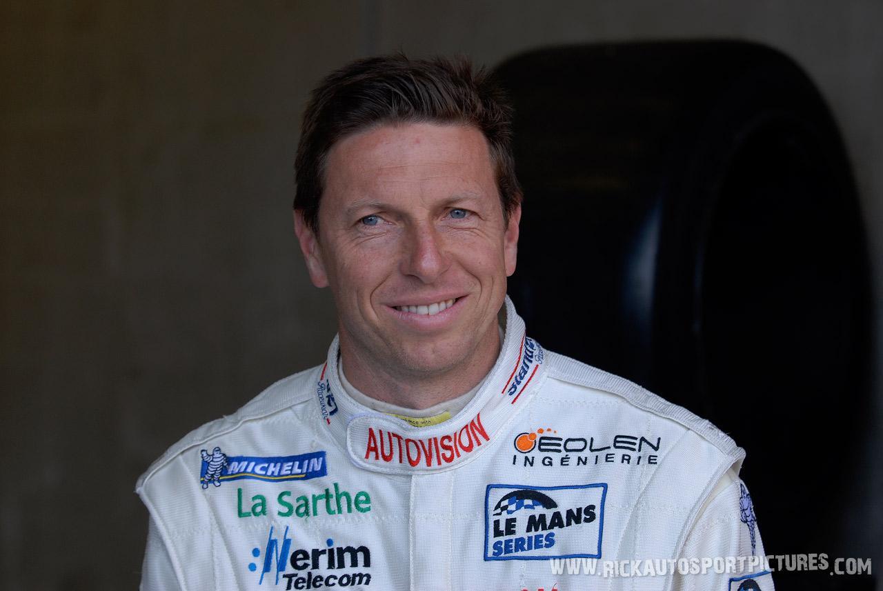 Christophe Tinseau Spa 2011
