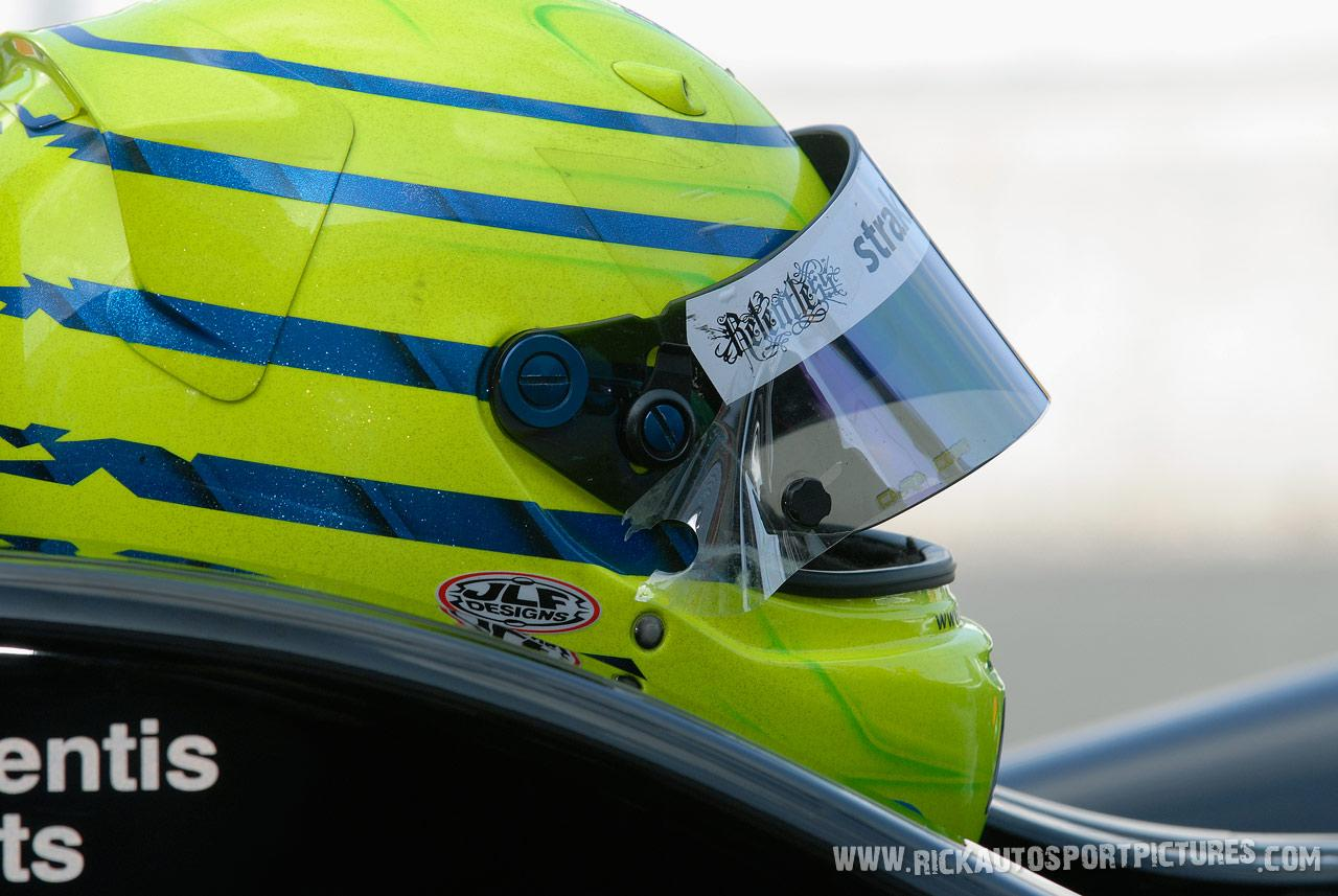 Danny Watts Silverstone 2009