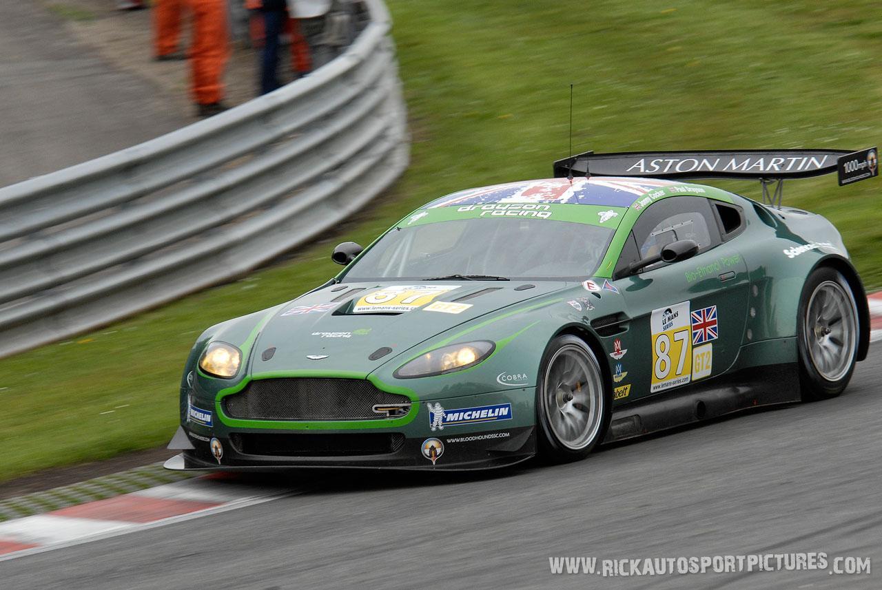 Drayson racing spa 2009