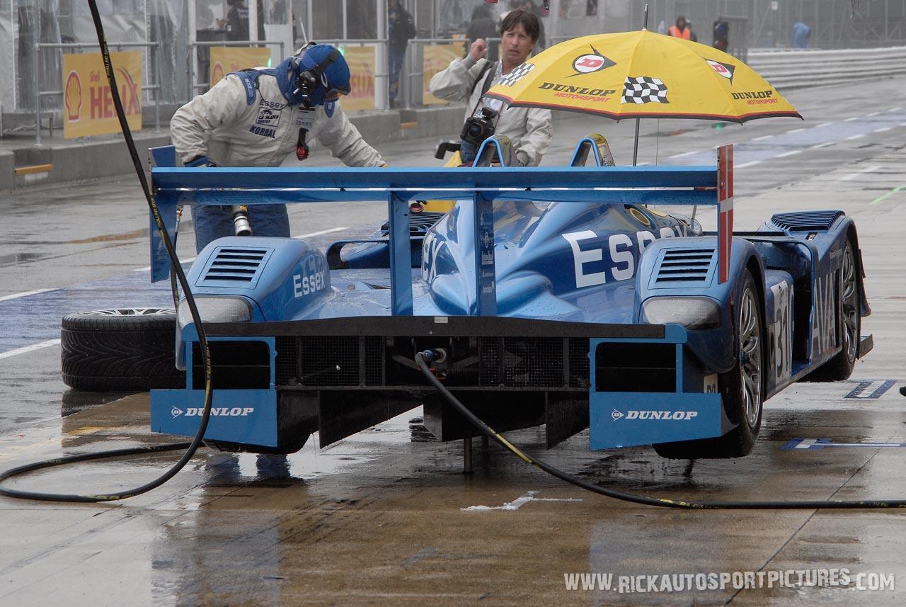 Essex Porsche -Silverstone-2008