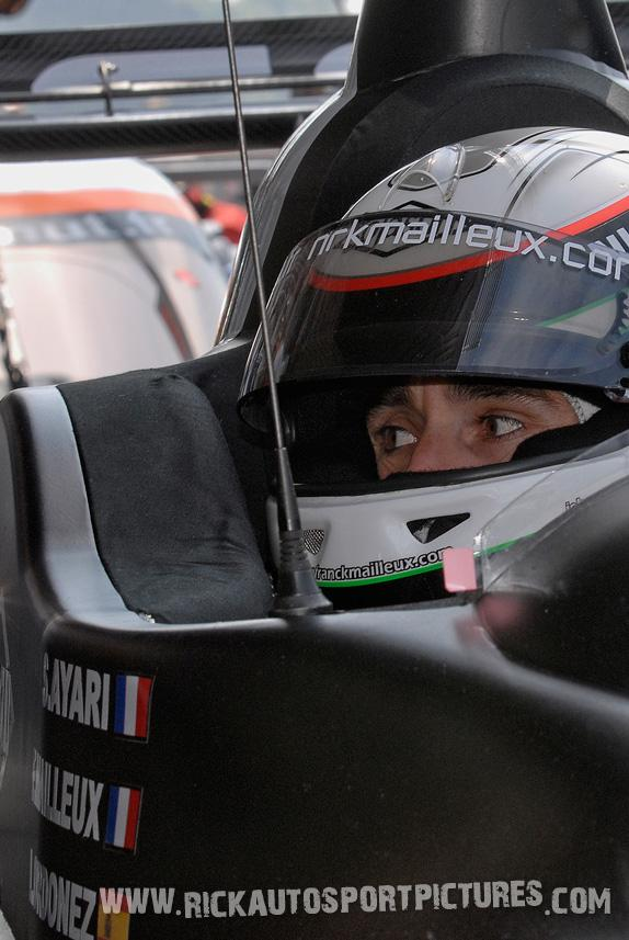 Franck Mailleux Spa 2011