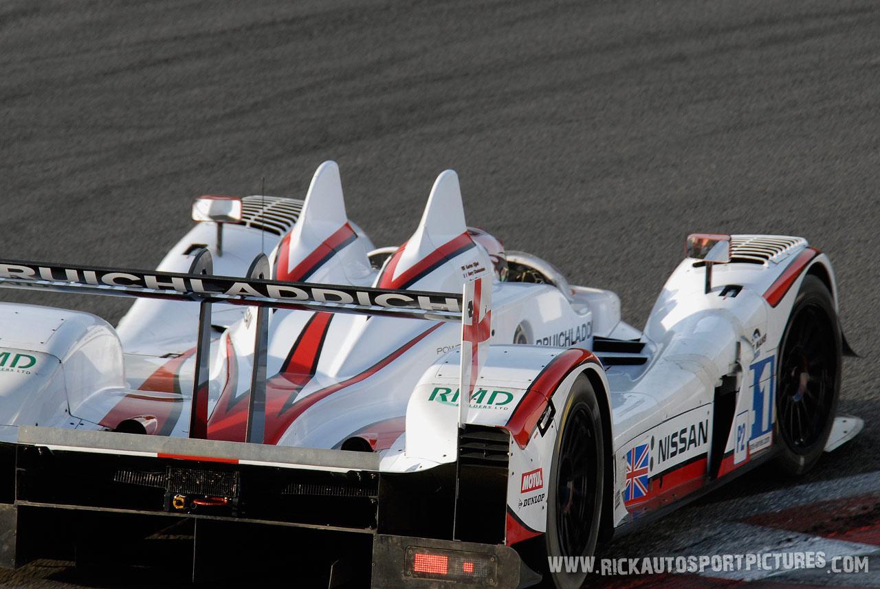 Greaves Motorsport spa 2011