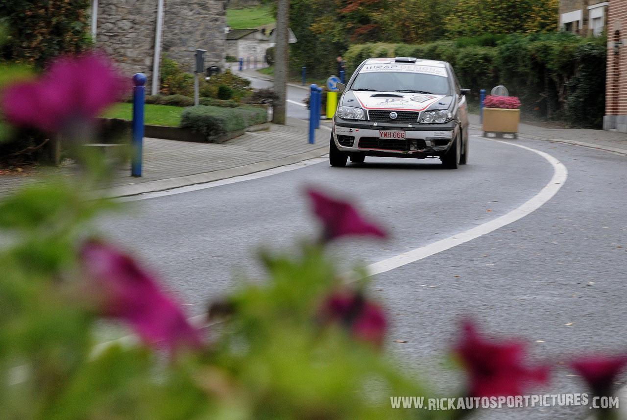 Stephan Hermann Condroz Rally 2013