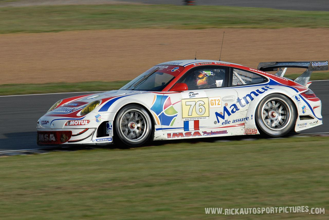 IMSA Performance Silverstone 2009