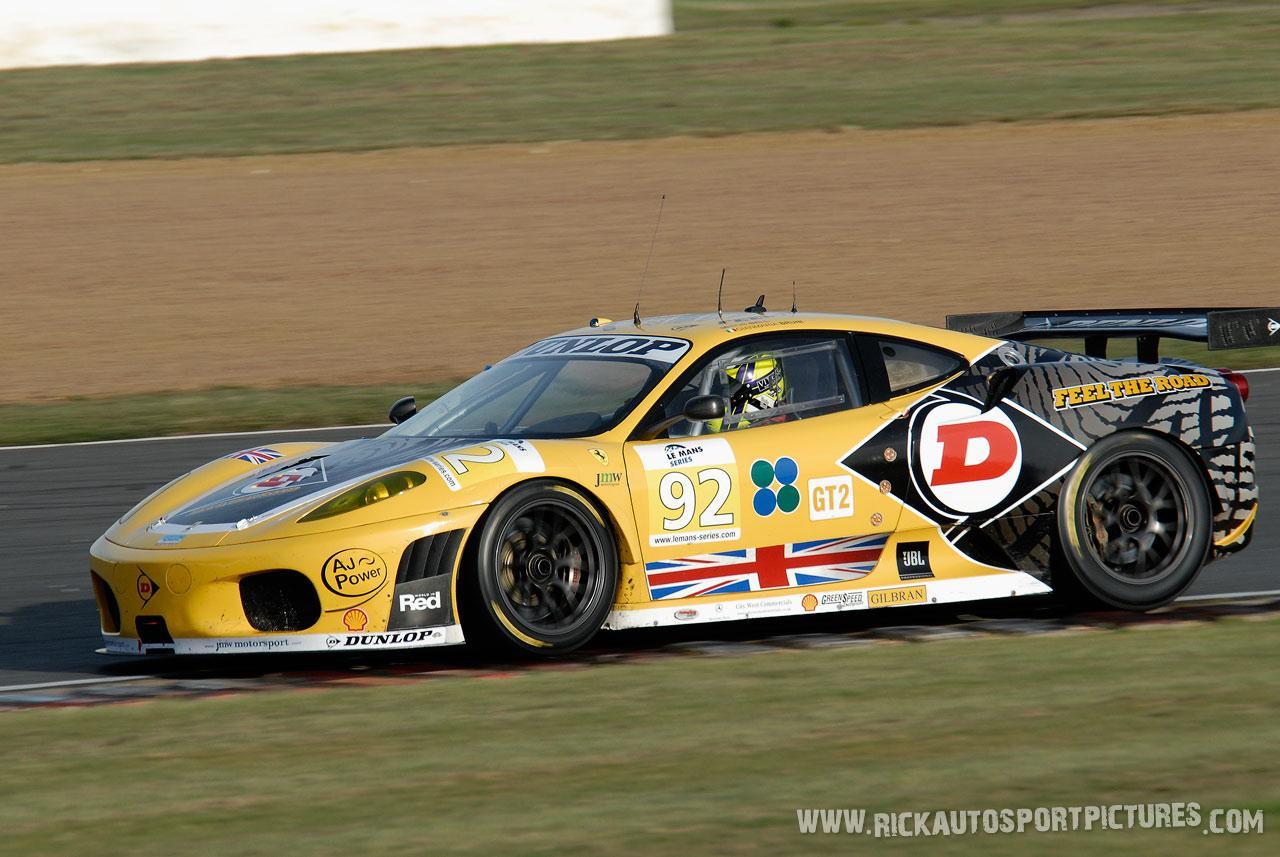 JMW Motorsport Ferrari 2009