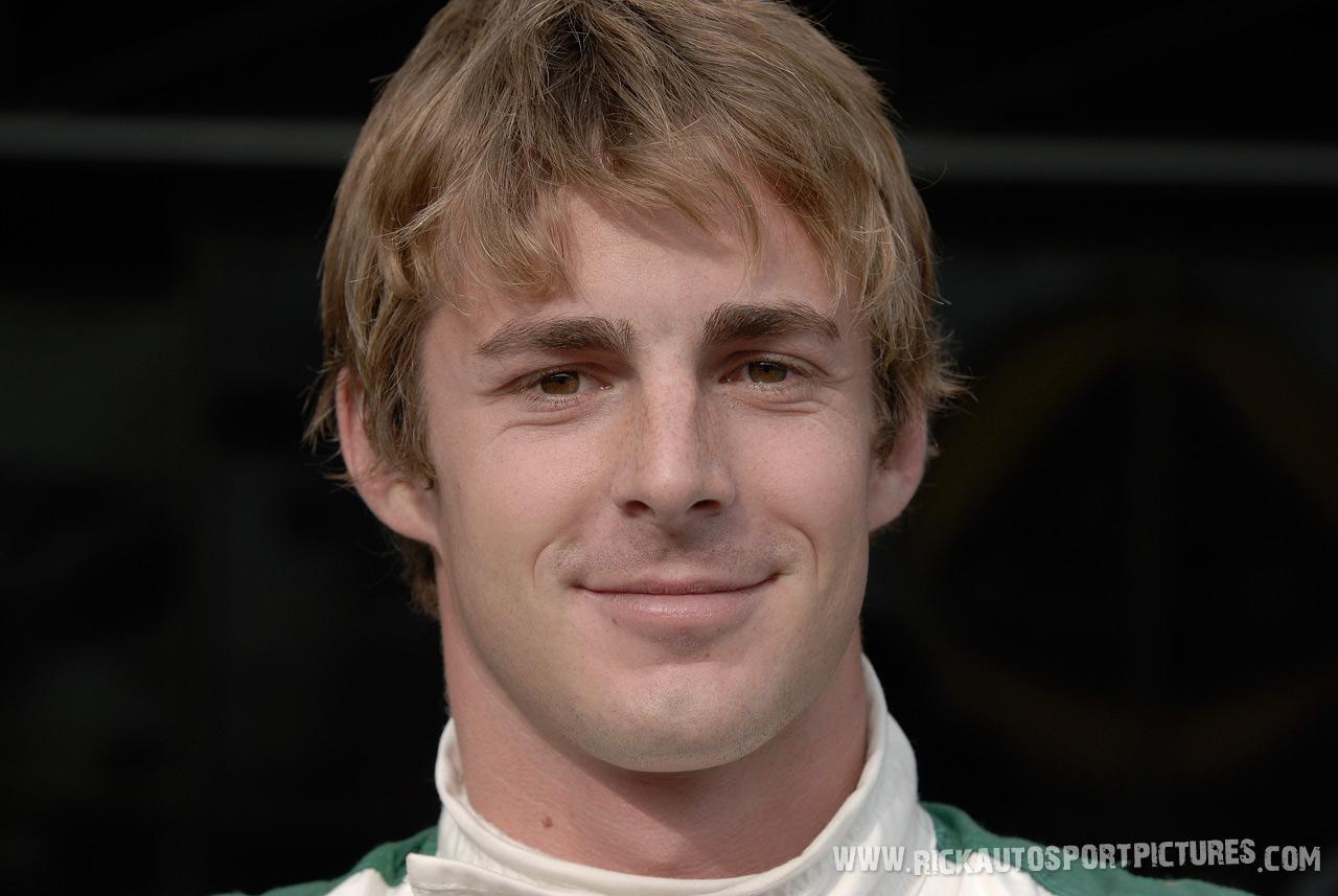 James Rossiter spa 2011