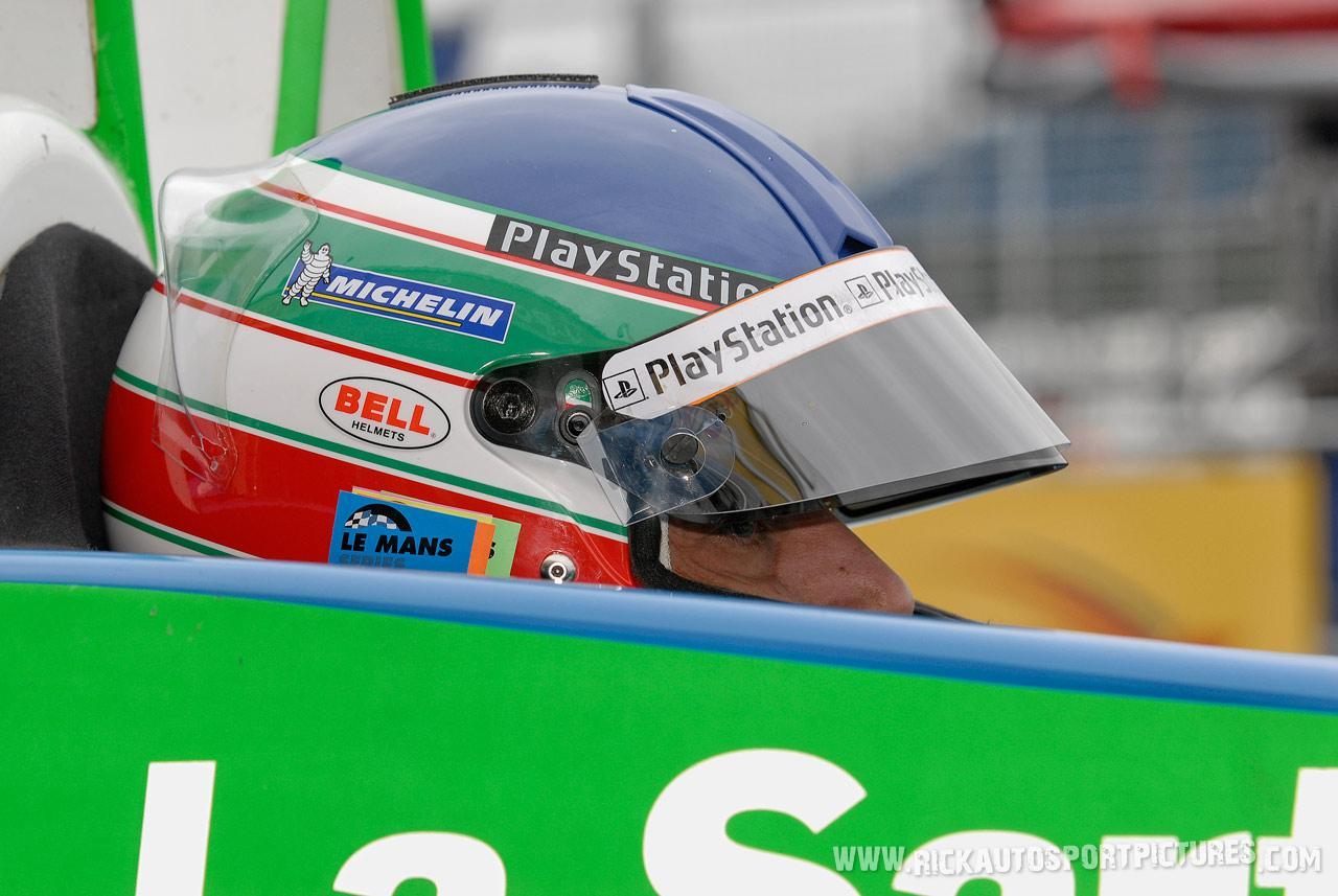 Jean-Christophe-Boullion-Silverstone-2008