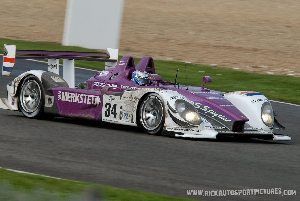 Jos Verstappen silverstone 2008