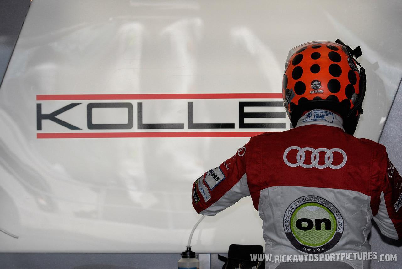Christijan Albers Silverstone