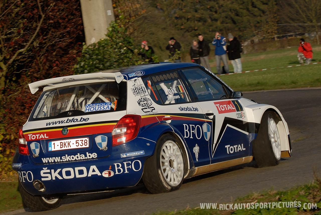 Freddy Loix Condroz Rally 2011