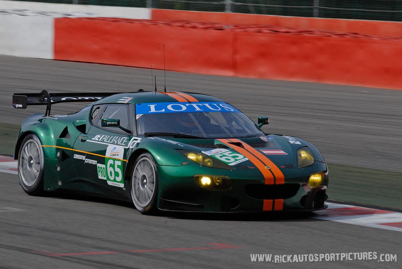 Lotus Jetalliance Spa 2011