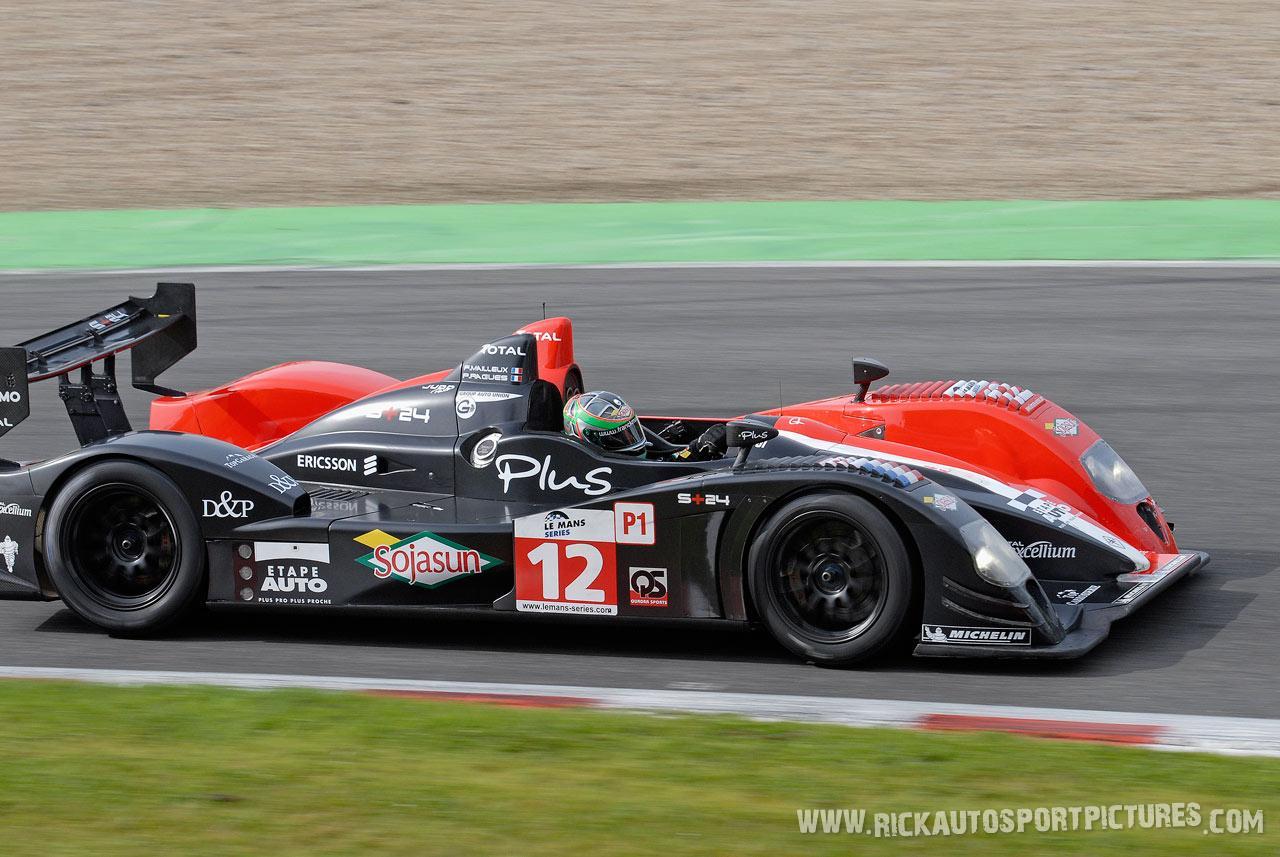 Franck Mailleux Spa 2009