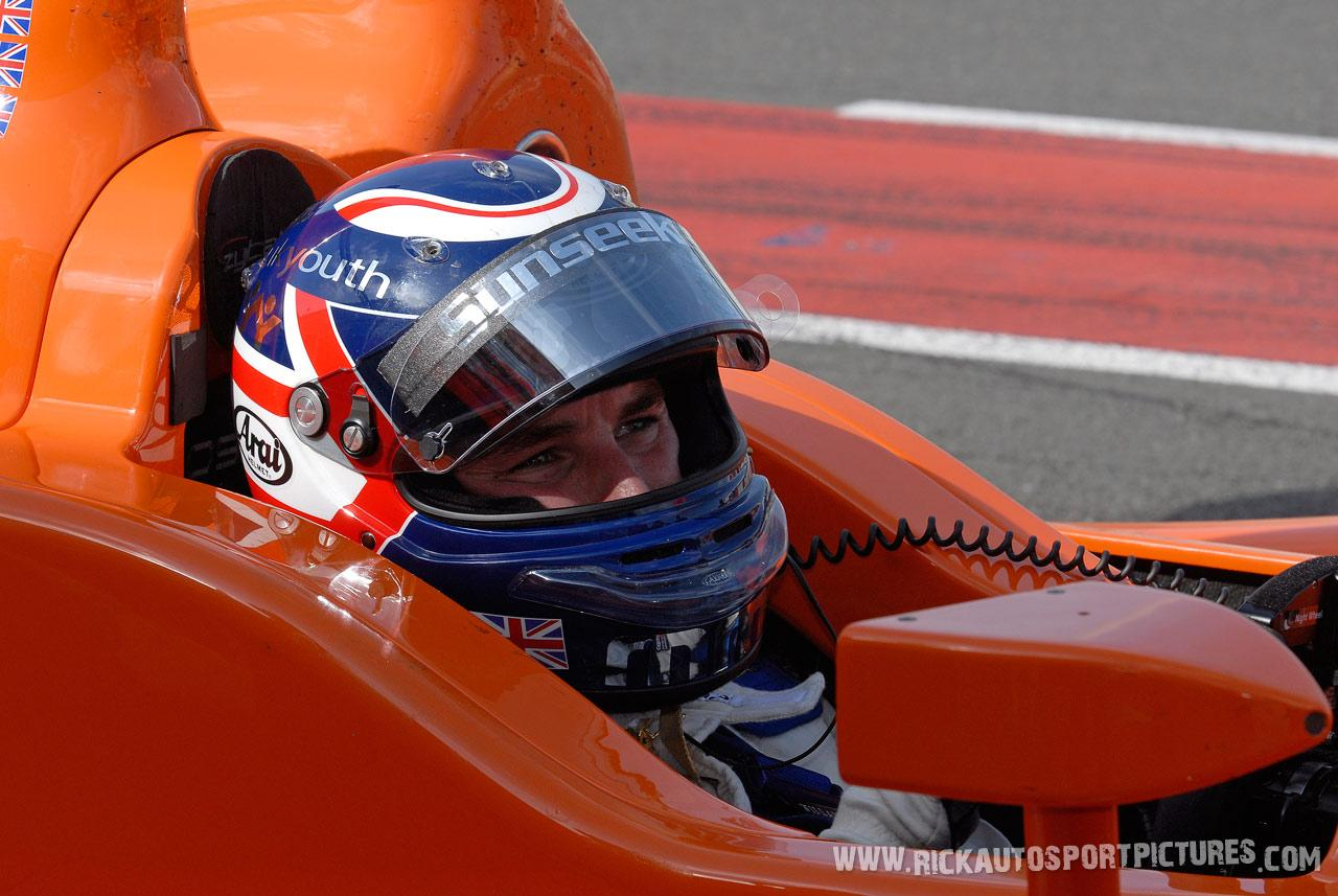 Greg Mansell Silverstone 2009
