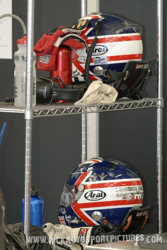 Mansell 2009