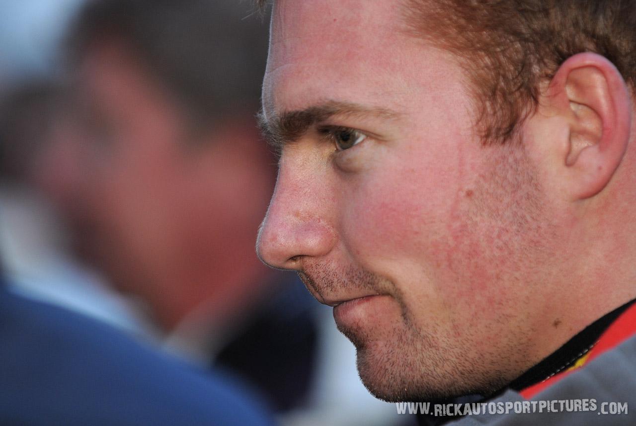 Maxime Martin legend Boucles de Spa 2014