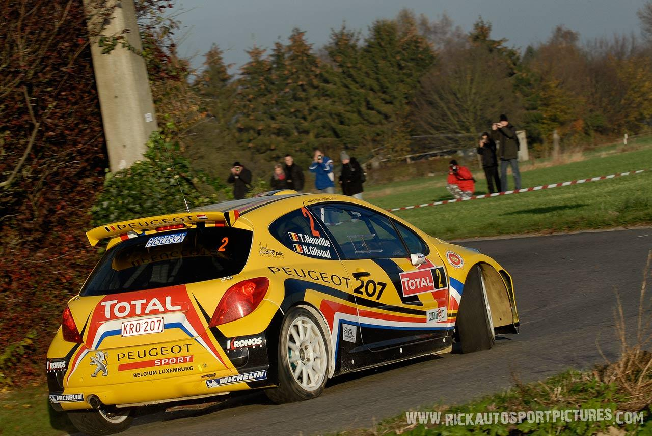Thierry Neuville Condroz 2011