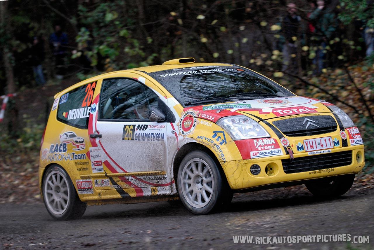 RACB Thierry Neuville