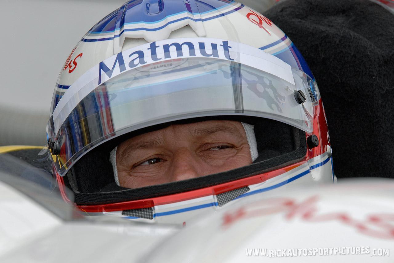 Olivier Panis, Silverstone 2008