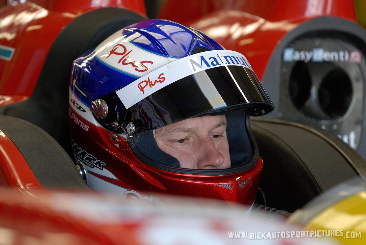 Olivier Panis, Silverstone 2009