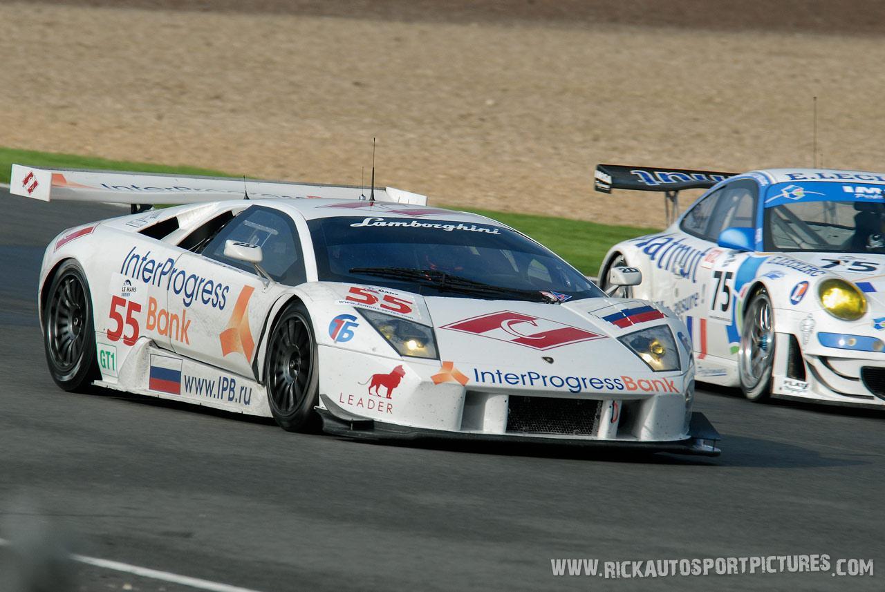 Peter Kox, Silverstone 2008