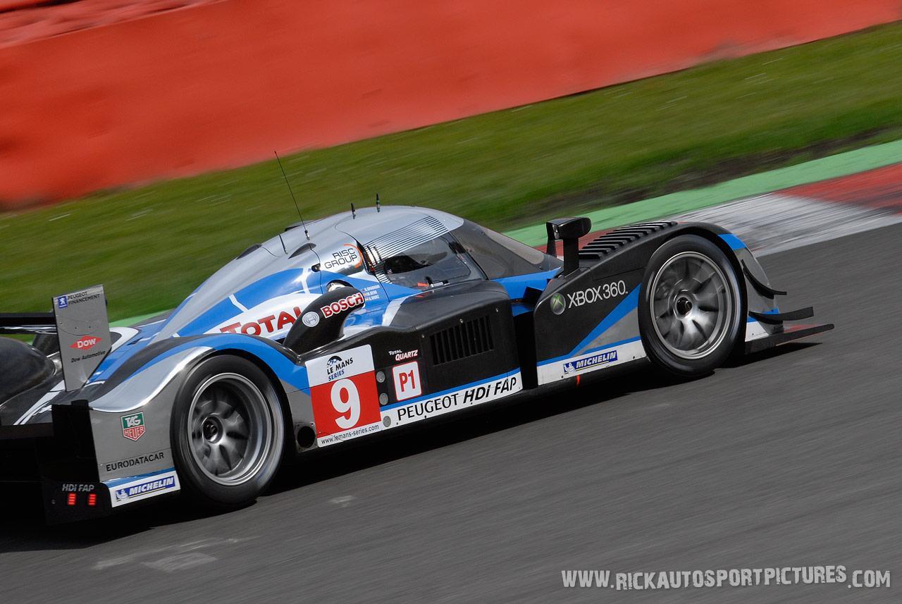 Team Peugeot total spa 2009