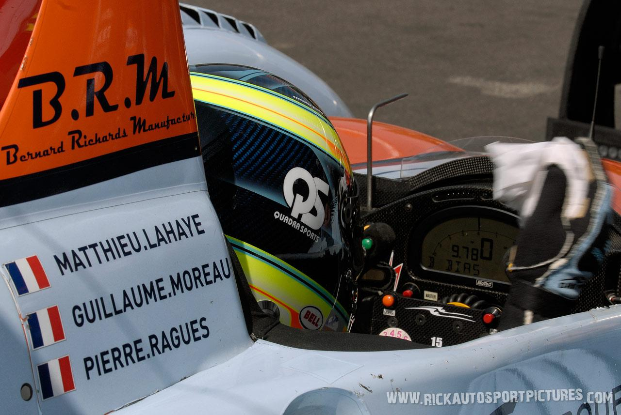 Pierre Ragues-Spa 2011