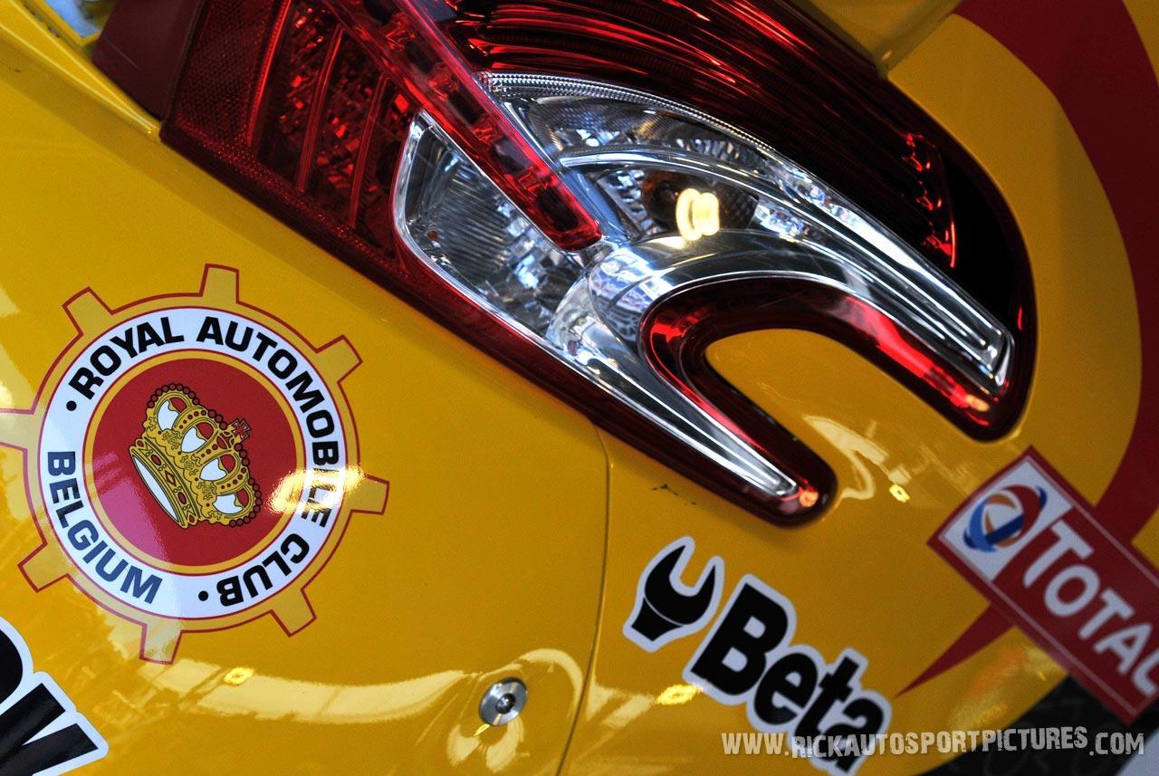 RACB DG Sport Peugeot 208 R2 RACB