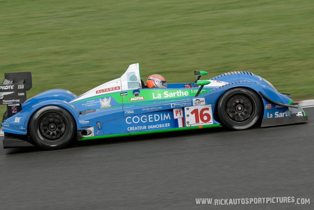 Romain-Dumas-Silverstone-2008