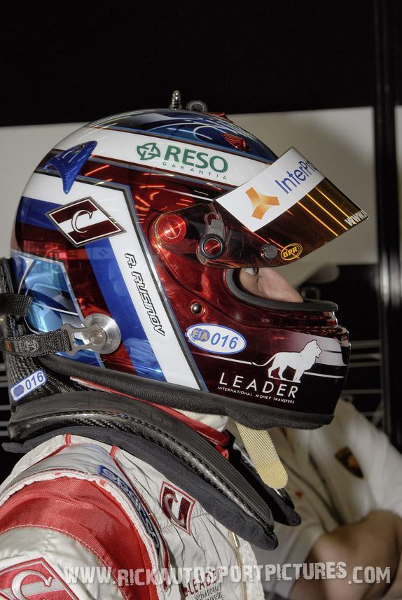 Roman Rusinov, Silverstone 2008