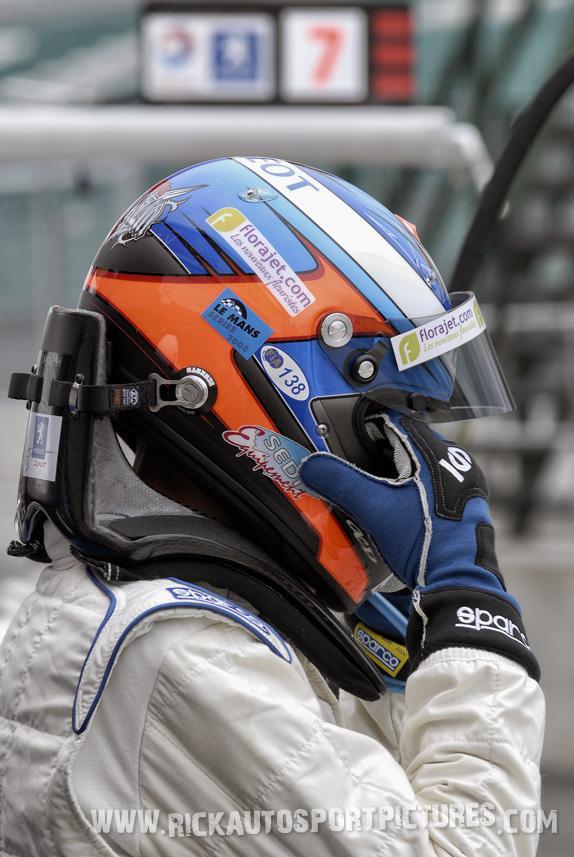 Stephane Sarrazin silverstone 2008