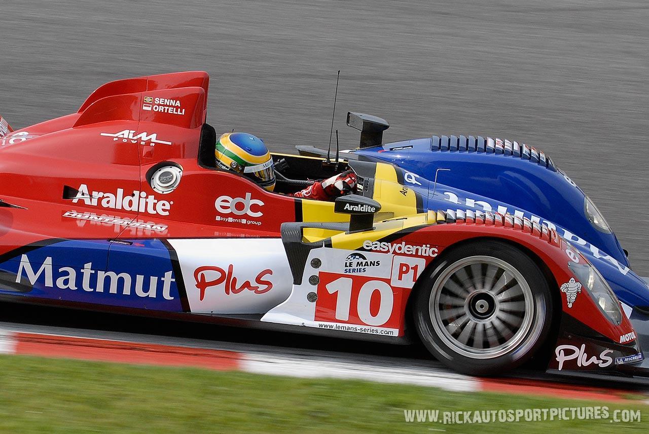 Bruno Senna Spa 2009