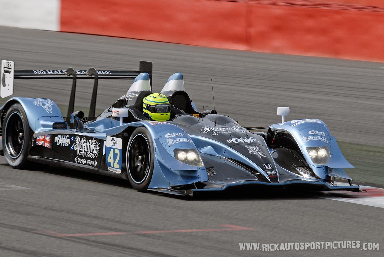 Strakka Racing Spa 2011