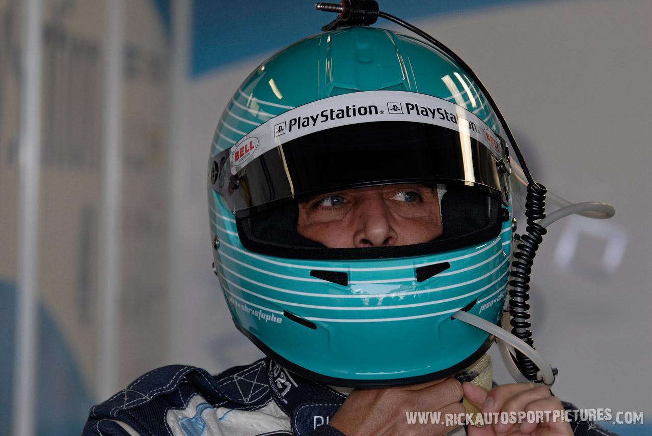 Jean-Christophe-Boullion-Silverstone-2009