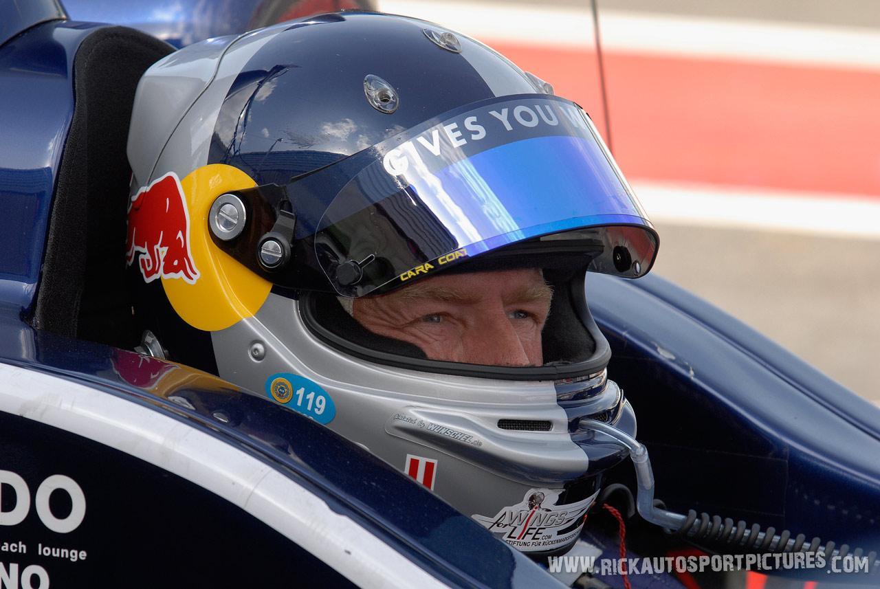 Philipp Peter silverstone 2009