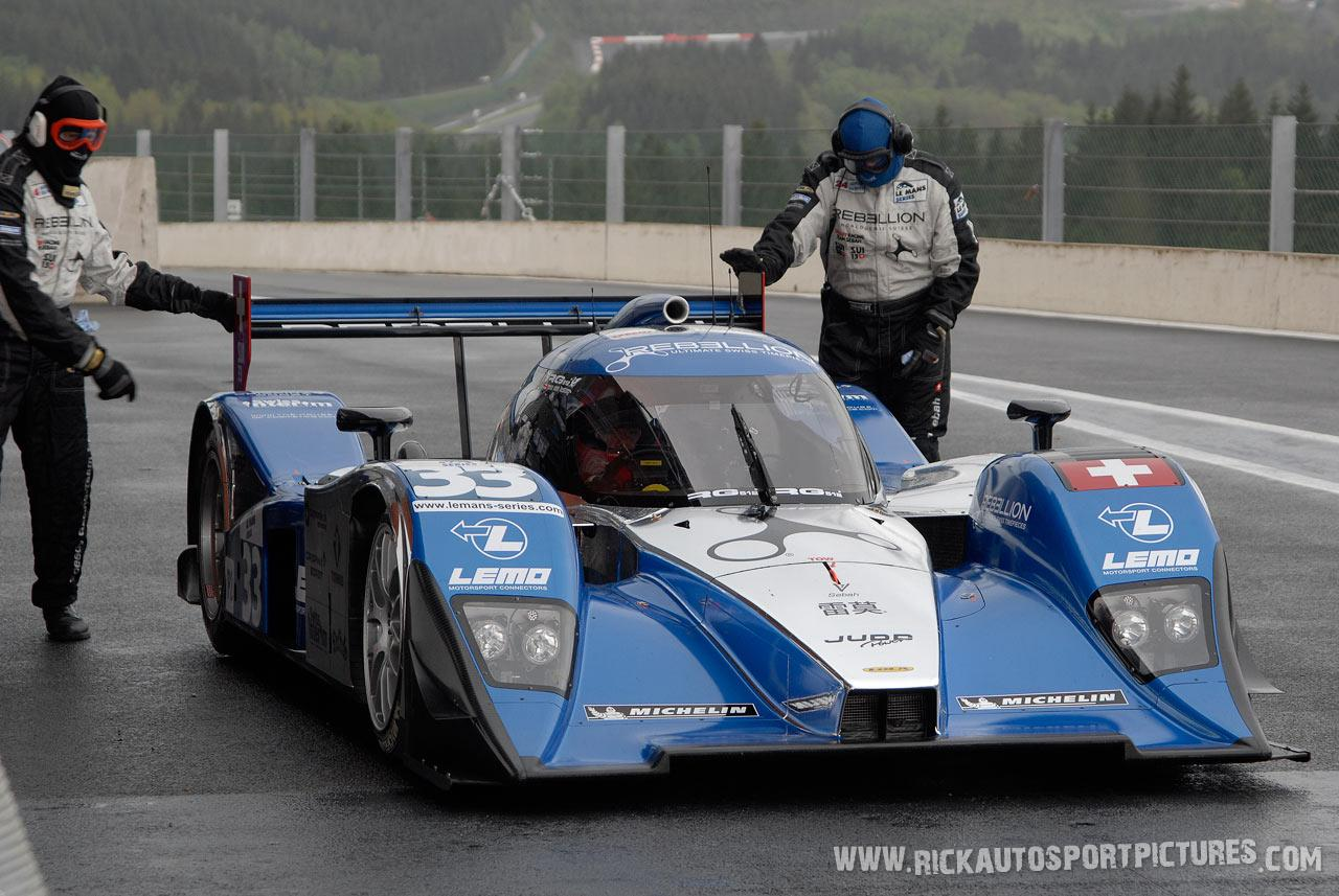 Speedy Racing Sebah spa 2009