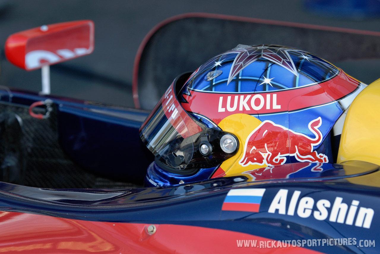 Mikhail Aleshin wsr spa 2008