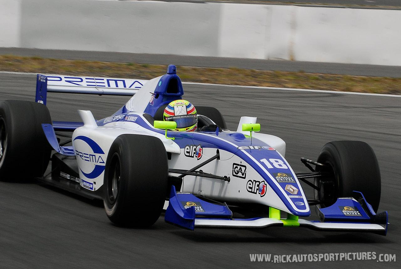 Ben Hanley nurburgring 2007