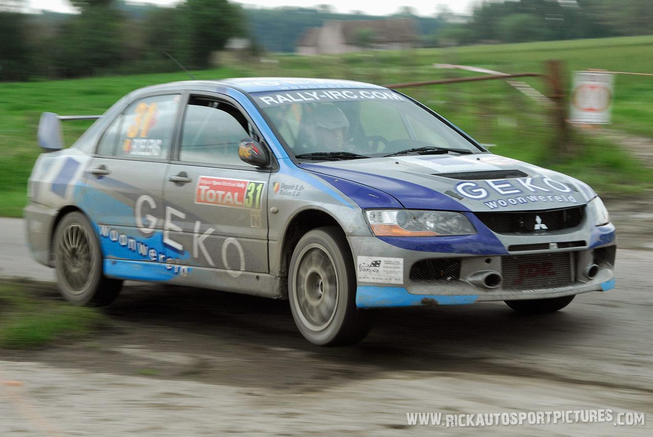 Stephane Boelens Ieper Rally 2007b