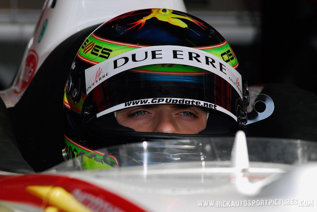 Marco Bonanomi WSR Nurburgring 2007