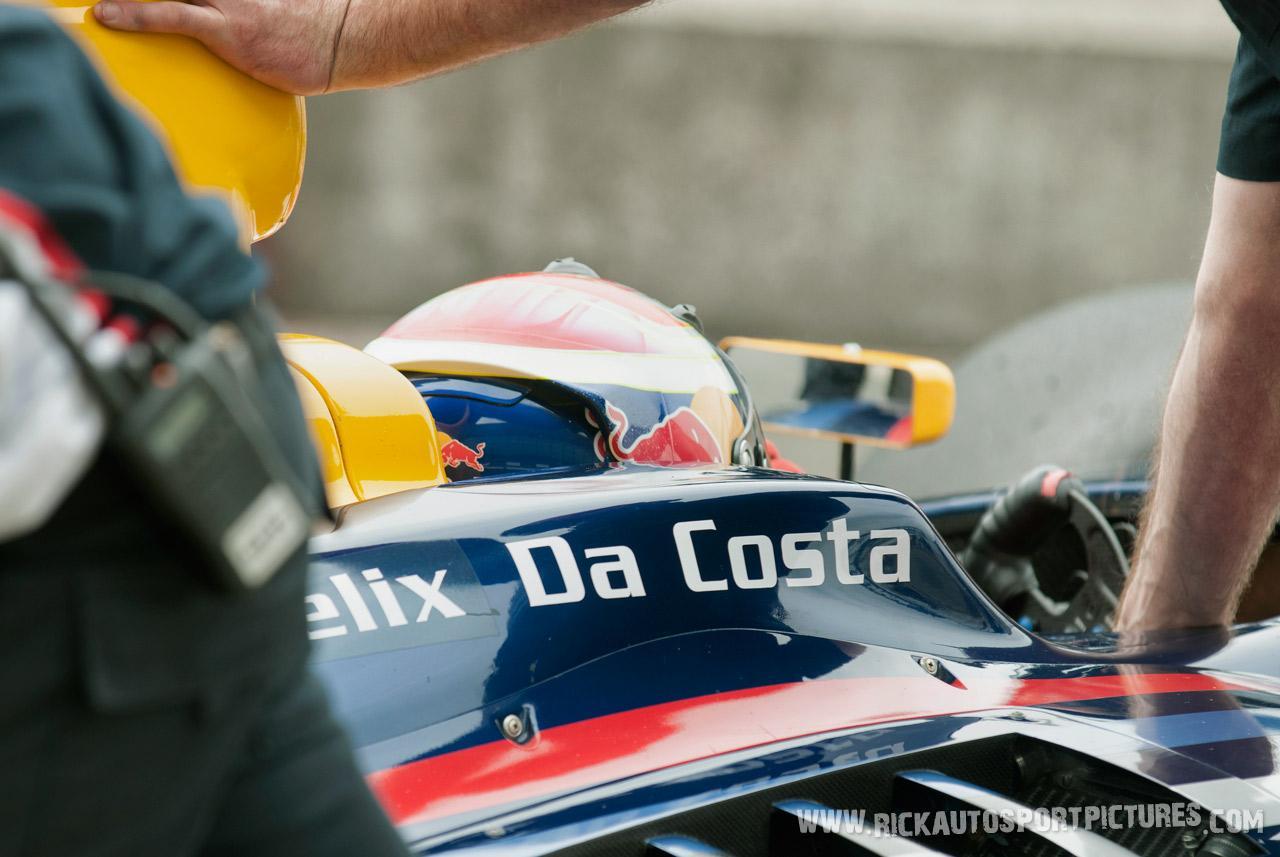 Antonio Felix da Costa renault series 2012