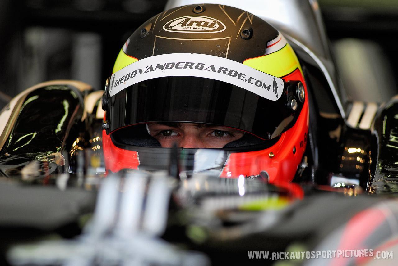 Giedo van der Garde WSR Nurburgring 2007