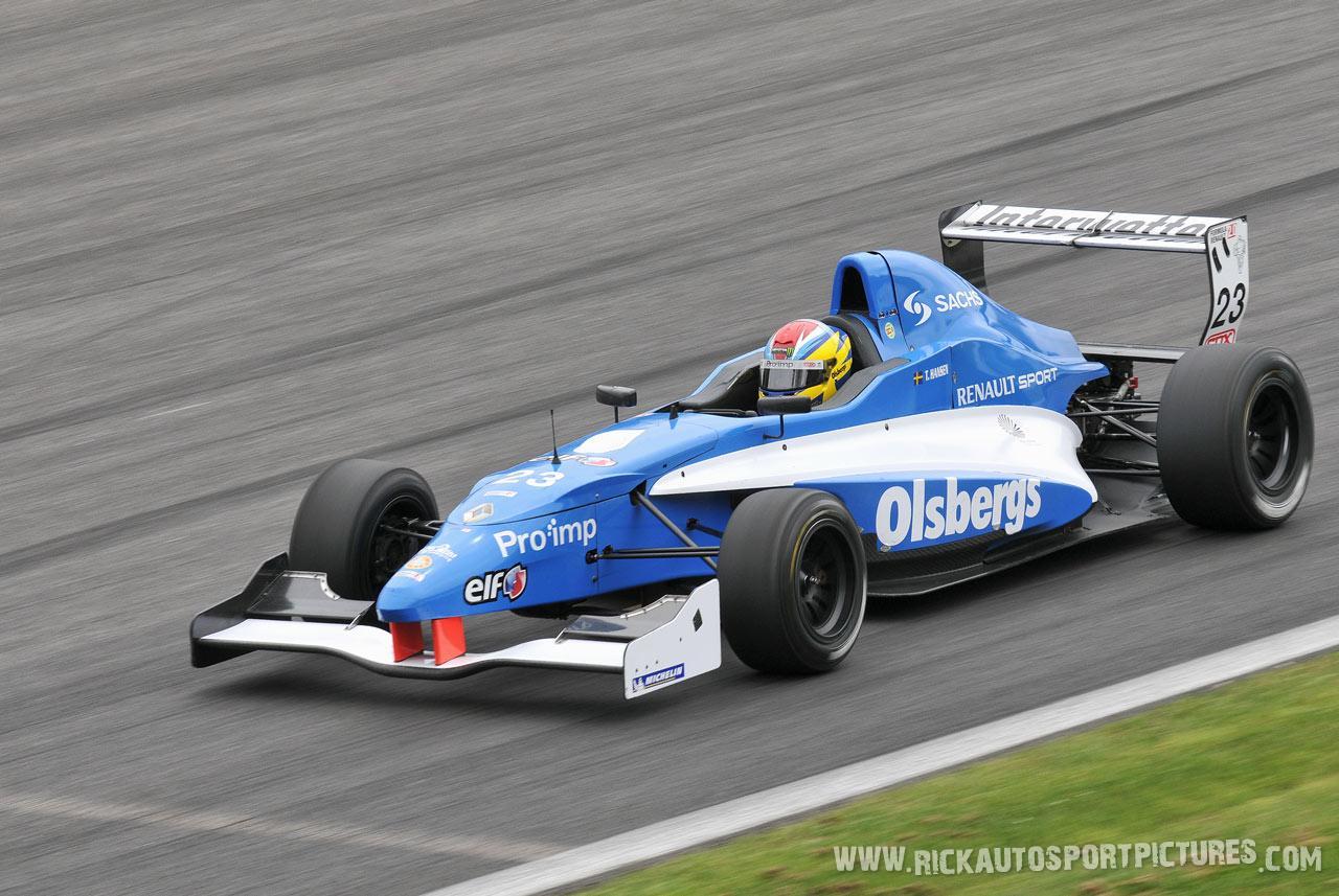 Timmy Hansen formula renault 2.0 2012