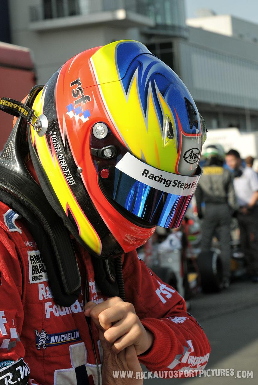 Jake Dennis formula renault 2.0 2012