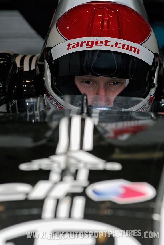 Charlie Kimball WSR Nurburgring 2007