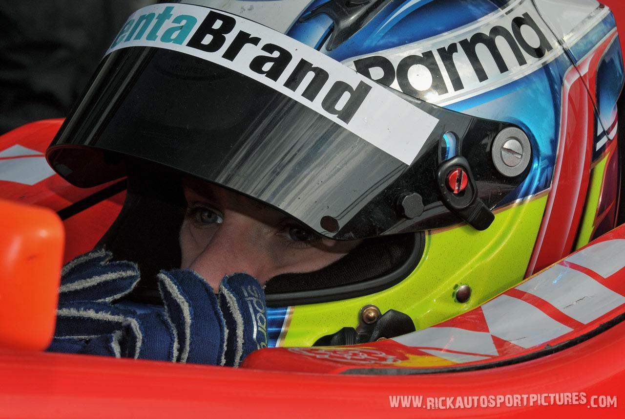 Jordan King renault series 2.0 2012