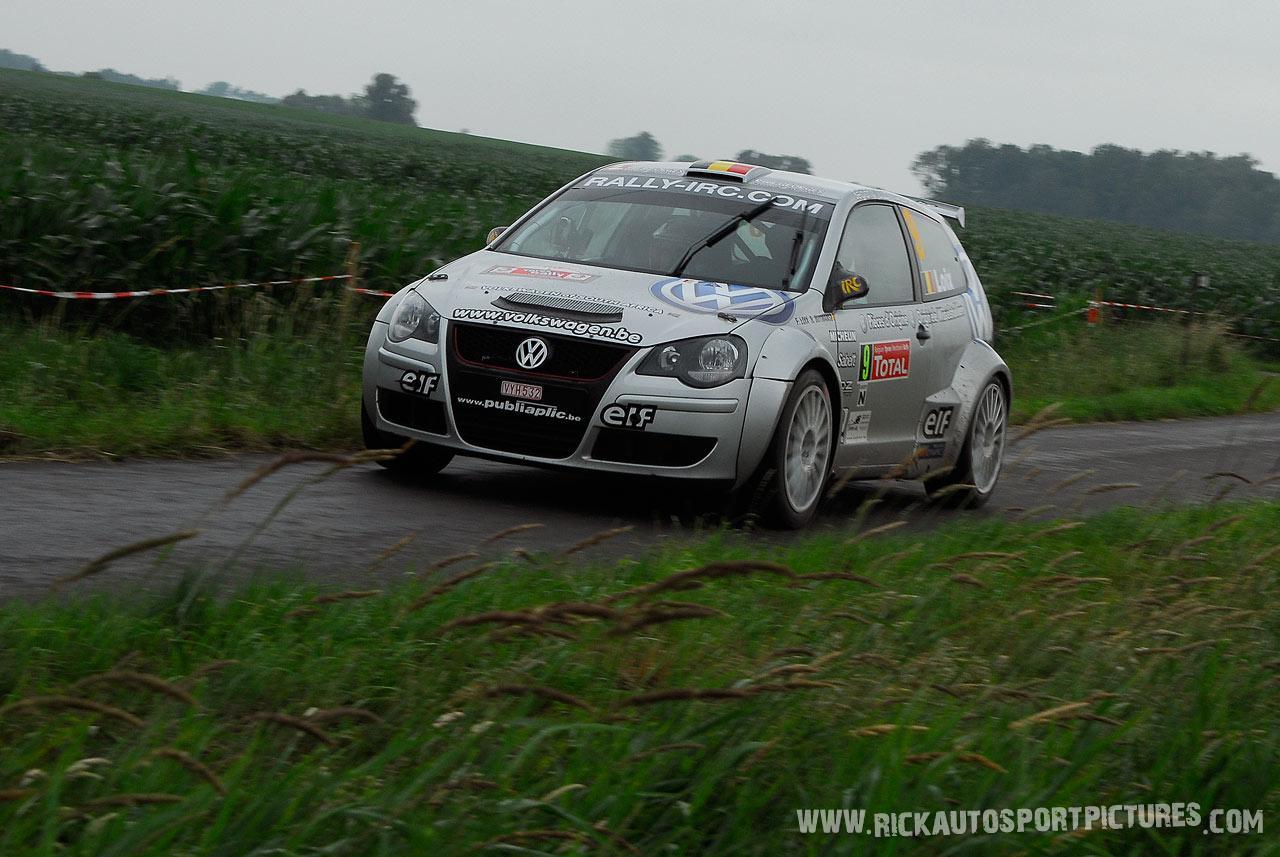 Freddy Loix Ypres Ieper Rally 2007