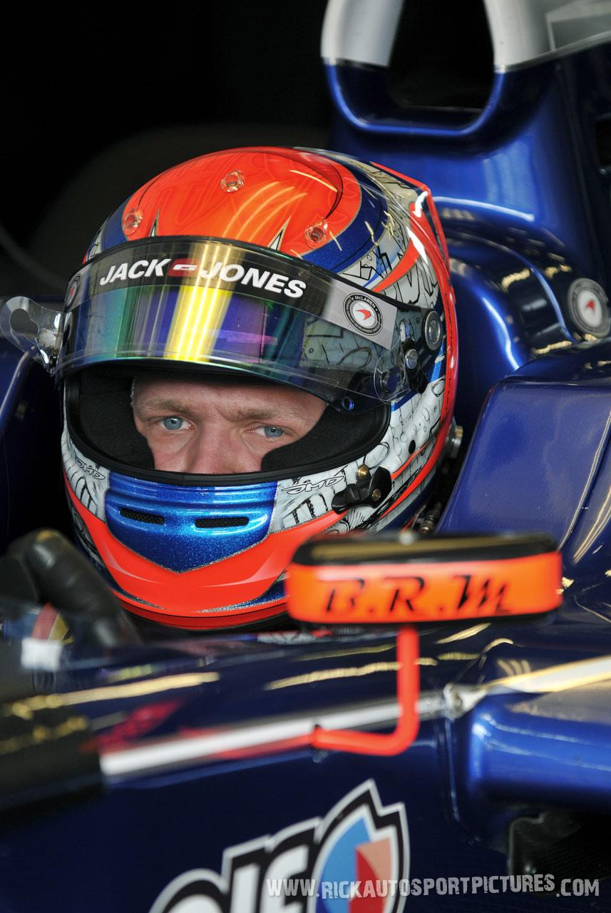 Kevin Magnussen renault world series nurburgring 2012