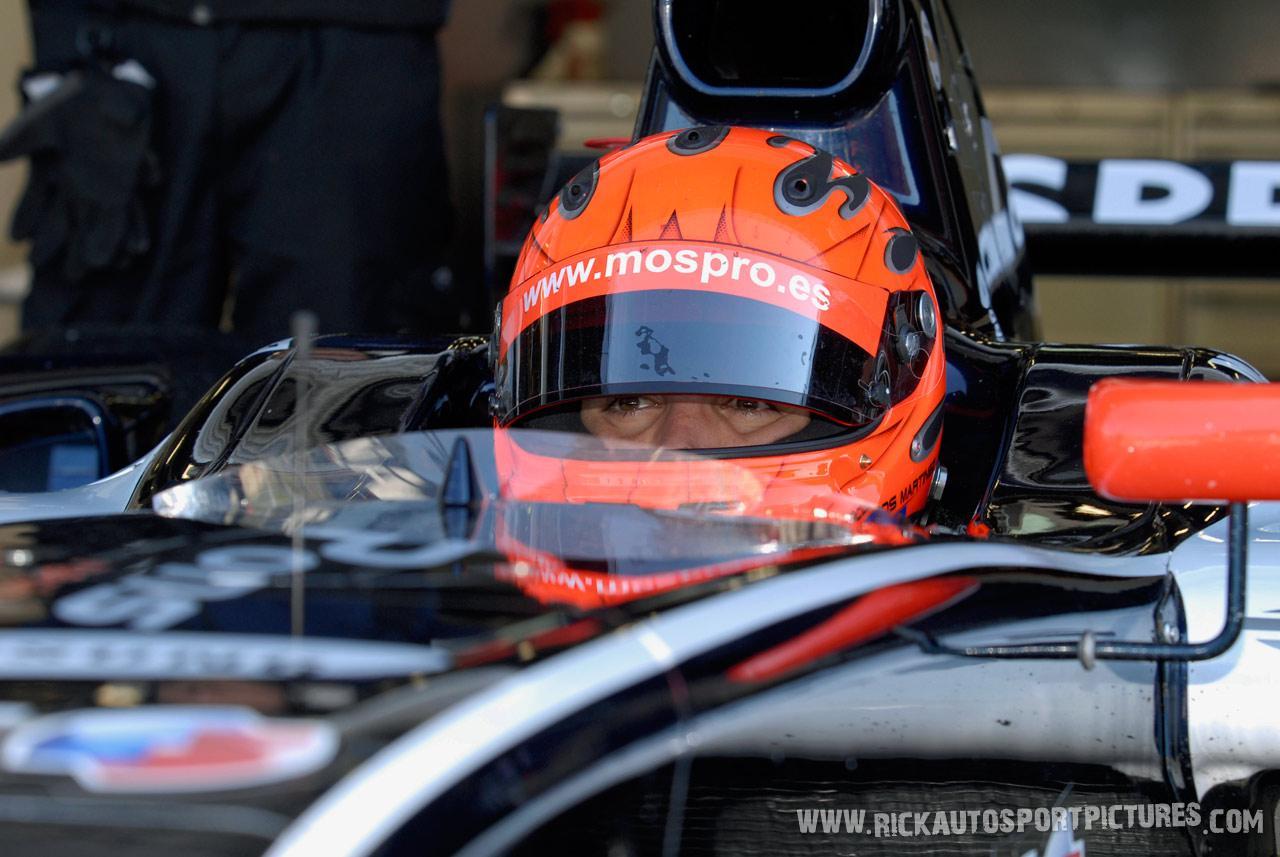 Marcos Martinez renault series spa 2008