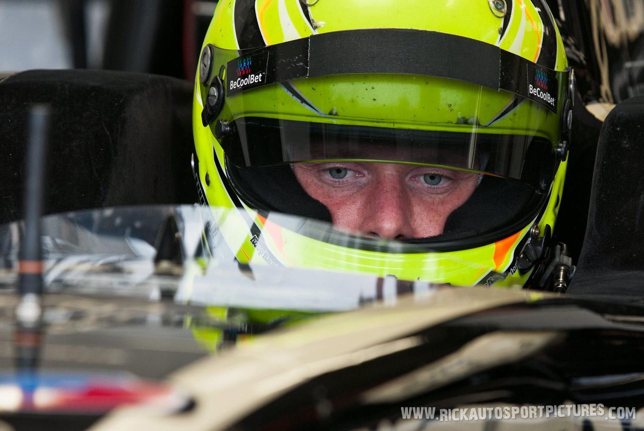 Nigel Melker renault series 2012